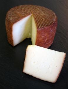 Pedro Ximenez Goat Cheese