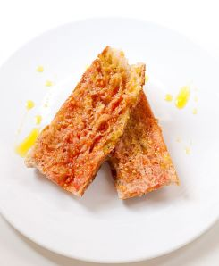 tomato bread from Catalonia